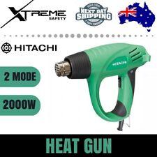 HITACHI 2000 Watt Heat Gun with 2 Mode Temperatures