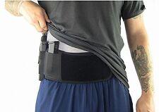 Belly Band Gun Holster Men Women Concealed Carry Pistol Waist Magazine Holder