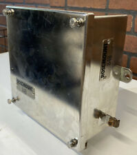 Rosemount 848t Temperature Transmitter With Stainless Steel Enclosure