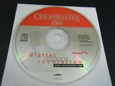 Chessmaster 5500 (PC, 1998) - Disc Only!!!
