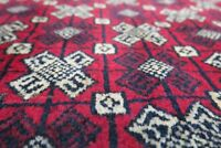 Authentic  Wool RNRN-141 3'2'' x 5'7'' Persian Balooch Rug
