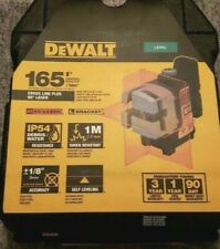 Dewalt Dw089k Dw089k Self Leveling 3 Beam Line Laser Dw089k