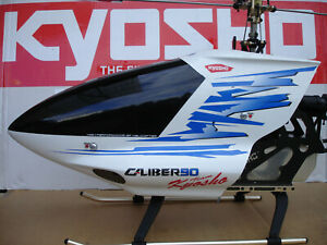 KYOSHO CALIBER 90 Ver 2006 Helicopter for nitro engine