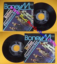 "LP 45 7"" BONEY M Belfast Plantation boy 1977 italy HANSA DURIUM 2959 cd mc dvd*"