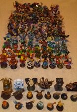 HUGE Skylanders Lot(Wii)-Spyro's, Giants, Swap, Trap (164 Items In All)
