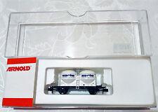 Arnold 4601 carro SBB-CFF Ucs 21 85 910 4 146-0 cisterne Carlo Bernasconi RARO!