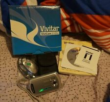 LO-FI Digital Camera Vivitar ViviCam 3105s NEW super-8/lomo/3.2mp low res