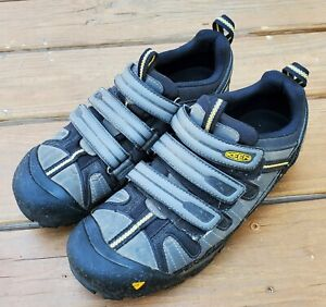 Keen Springwater Bicycle Bike Cycling Athletic Black Gray Men's Shoes Size 10