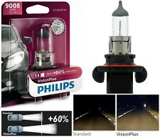Philips VIsion Plus 60% 9008 H13 60/55W One Bulb Head Light High Low Replacement