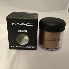 MAC GOLD Pigment EyeShadow EyeShadow .26oz/7.5g BNIB