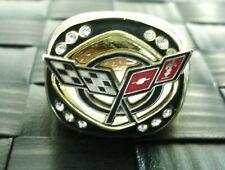 Corvette C5 14 Carat Gold Filled Signet Ring