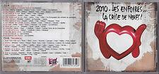 2 CD 2010 LES ENFOIRÉS LA CRISE DE NERFS 21T GOLDMAN/OBISPO/ALIZÉE/BRUEL/LEROY