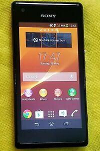 Sony Xperia M - C1905 - (4GB) Unlocked Smartphone Excellent Condition Sim Free