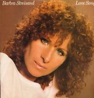 Barbra Streisand(Vinyl LP)Love Songs-CBS-CBS 10031-UK-VG/VG+
