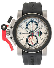 Graham Chronofighter Oversize Referee Titanium Automatic Men's Watch 2OVKK.S07A