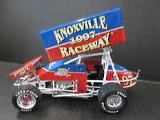 "1997 GMP Knoxville Raceway ""Home of the Nationals"" 1:18th Scale Sprint Car"