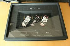 RAR VIP No brochure Porsche 919 Le Mans Hattrick Box Limitiert Art Box 891/919