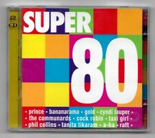 DOUBLE 2 CD / SUPER 80 (BEST OF) 37 TITRES COMPILATION 2001 WARNER MUSIC