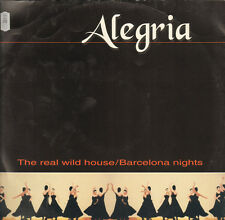 ALEGRIA - The Real Wild House / Barcelona Nights - Intense