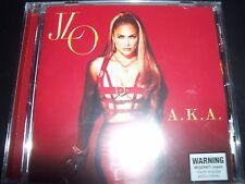 Jennifer Lopez A.K.A / Aka (Australia) (Feat First Love & Booty) Deluxe CD New