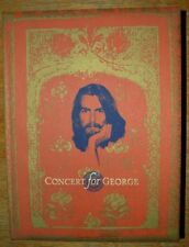 Beatles Concert for George Genesis Publ. Signed Limited edition limitée signée