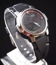 CASIO OUTGEAR THERMOMETER WR AQF-102W-1 Black Watch 100% Original Brand New