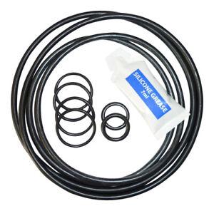 Cover/Valve/Hose O-ring seal kit (2 sets) 10325+11919+10264 > Intex filter pump