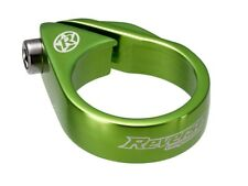 REVERSE Bolt 34,9 Saddle Clamp | Green