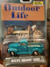 Outdoor Life Diecast Truck NIP Vintage 1999 Boys Night Out Racing Champions