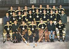 Czechoslovakia Hockey League 1 1973 Participating Teams 10 color postcards