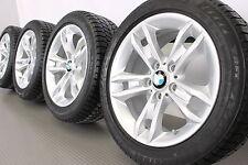 Original BMW X1 E84 17 Zoll Alufelgen Styling 319 Sternspeiche Winterräder RDK
