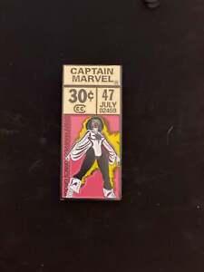 "Marvel Corner Box Binary Captain Marvel Monica Rambeau 3"" Enamel Pin! Series 3!"