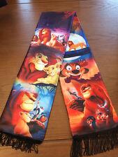 The Lion King Simba Scar Wrap Muffler Costume Muffler Shawl Quasten Schal