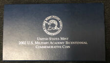 2002 United States Mint U.S. Military Academy Bicentennial Commemorative Coin NH