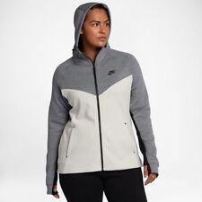 Nike Sportswear Tech Fleece Women's Full-Zip Hoodie (Plus Size) 1X [863125 093]