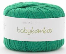 Sirdar Snuggly Baby Bamboo DK 50g - Clearance Offer with Free Patterns