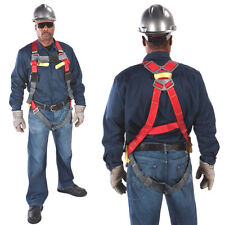 MSA 10070439 ARCSAFE HARNESS, ARC FLASH & CONFINED SPACE, $400 RETAIL!!