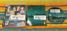 SINGSTAR + SINGSTORE VOL. 3 per PS3 - PLAYSTATION 3 vers. PAL ITA - COME NUOVO!!