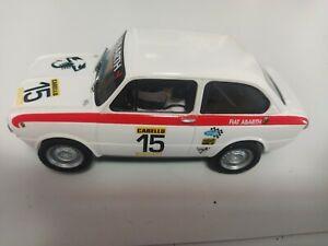Fiat 850 Abarth Scalextric