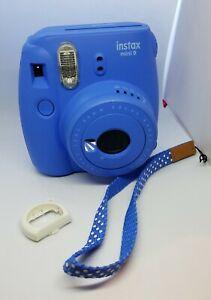 Fujifilm Instax Mini 9 - Cobalt Blue Instant Film Camera