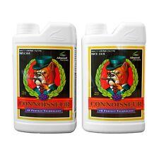 Advanced Nutrients Connoisseur Bloom A+B 1L fertlizzante idroponica hydroponic
