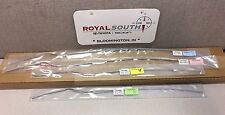 Toyota Tundra 2007 - 2017 Double Cab Painted 1D6 Door Edge Guards Genuine OEM OE