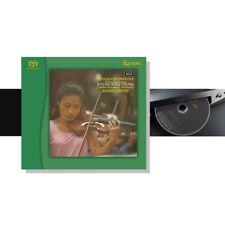 ESOTERIC SACD/CD ESSD-90180 SIBELIUS & BRUCH Violin Concertos by Kyung-Wha Chung