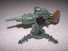 GI Joe 25th Anniversary FLAK Cannon - READ!!!