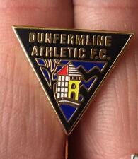 DUNFERMLINE  FC CREST ENAMEL PIN BADGE
