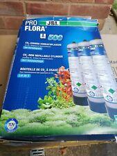 JBL Proflora CO2 u500 3 in box - improves plant growth in aquariums dramatically