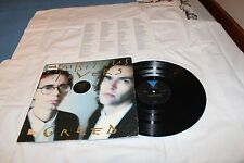 Ambitious Lovers  Gold Stamp Promo LP with Original Record Sleeve-GREED
