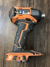 "Ridgid GEN5X R86035  18V  1/4"" Impact Driver - Bare Tool"