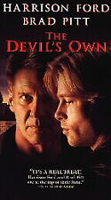 The Devil's Own - Brad Pitt, Harrison Ford, Margaret Colin, Reuben Blades - VHS