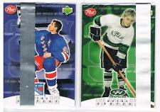 99-00 Wayne Gretzky POST CEREAL THE GREAT ONE INSERT #1 HESPELER
